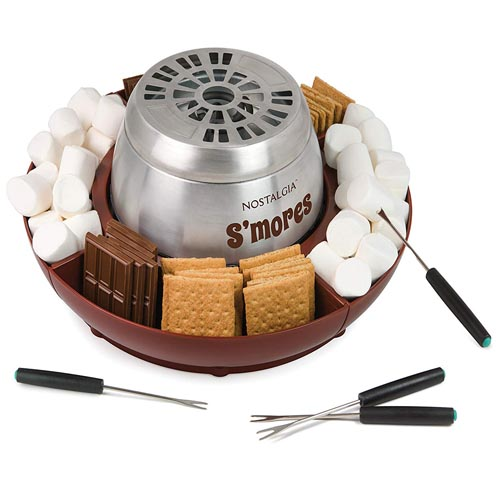 Electric Stainless Steel S'Mores Maker