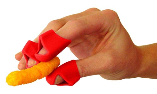 Finger Food Utensil