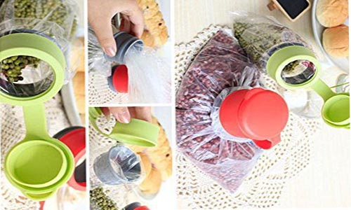 Food Multifunctional Silicone Sealing Cap