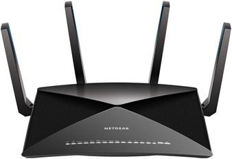 NETGEAR Nighthawk X10 AD7200 Quad-Stream WiFi Router (R9000)