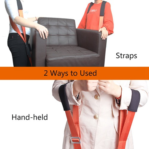 Adjule Shoulder Carrying Strap For Heavy Objects