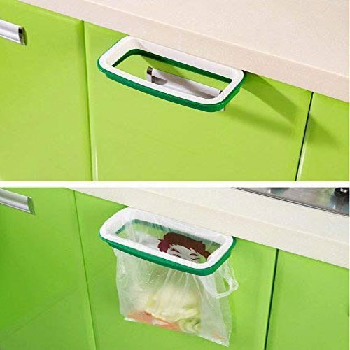 Hanging Trash Garbage Bag Holder for Kitchen